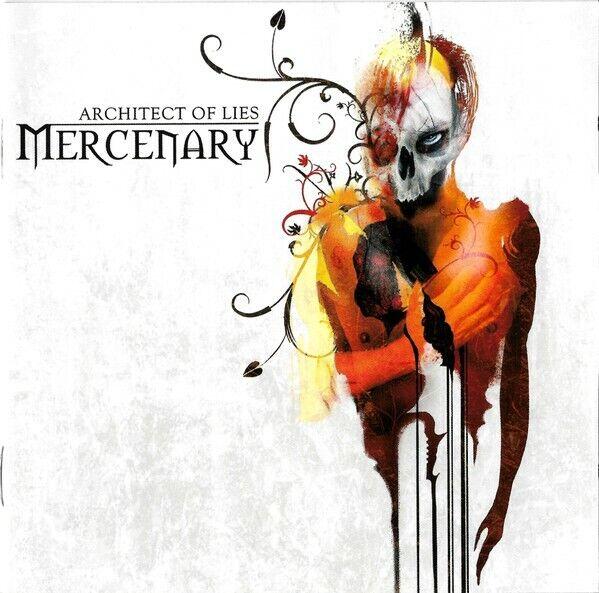 MERCENARY - Architect Of Lies - CD - Neu / OVP - Melodic Death Metal