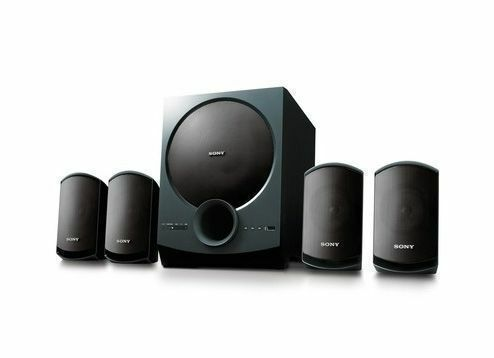 SONY D10 2.1 CHANNEL MULTIMEDIA SPEAKERS USB WITH SONY INDIA WARRANTY.
