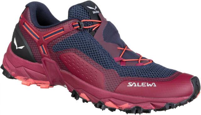 SALEWA Ultra Train 2 Trail Running Shoe Women's Capriposeidon 8.5