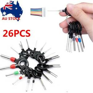 26Pc-Terminal-Removal-Tool-Car-Electrical-Wiring-Crimp-Connector-Pin-Extractor