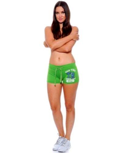 Lot Hot Shorts Athletic Womens Pants Cotton Stretch Yoga Workout Gym S M L XL