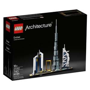 LEGO-21052-Architecture-Dubai-Brand-New