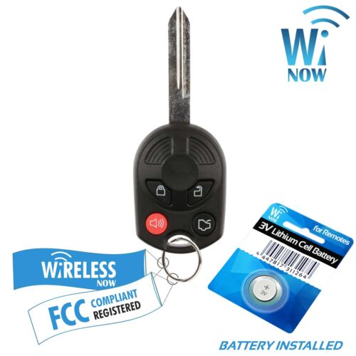 Car Key Fob Keyless Entry Remote 4B For 2003 2004 2005 Lincoln Aviator