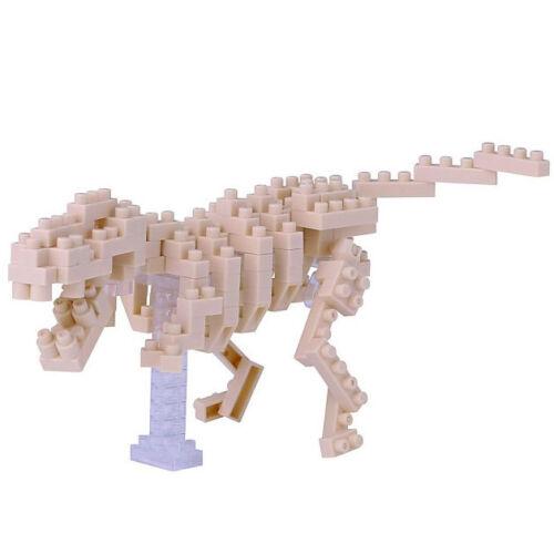 t-rex skeleton Nanoblock