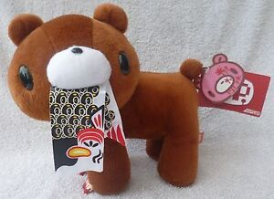 Official-Chax-GP-TAITO-Gloomy-Bear-Standing-Brown-Soft-Plush-Toy-Japan-Kawaii-9-034