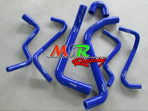 silicone-radiator-hose-for-1999-2002-Holden-Commodore-VT-VX-3-8L-V6-BLUE-new