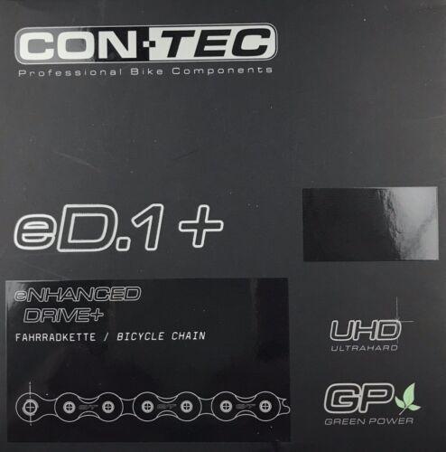 "/"" E-Bike Kette Getriebe-Nabe 128 Glieder CONTEC Kette /""eNHANCED Drive"