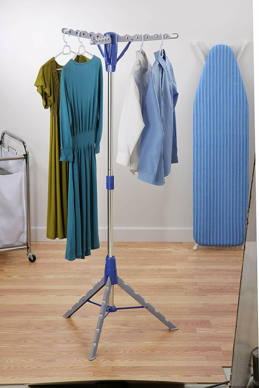 calcetines lencer/ía Yibang Tendedero plegable con 32 pinzas color rosa guantes ropa de beb/é y peque/ñas piezas de ropa sucia para ropa interior