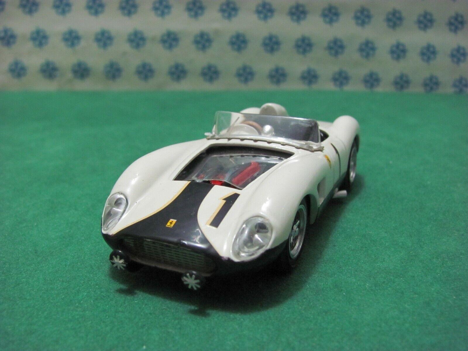 Ferrari 500 TRC 2000cc. Spyder G. P. of Sweden 1957 - 1 43 Art Model 043