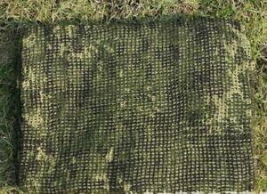 Tactical-Scrim-Net-Commando-Hunting-Face-Veil-Scarf-Netting-Digital-woodland