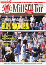 II. BL 91/92  FC St. Pauli - FC Remscheid, 03.11.1991