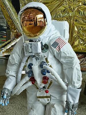 Apollo 11 Museum Quality Replica Space Suit