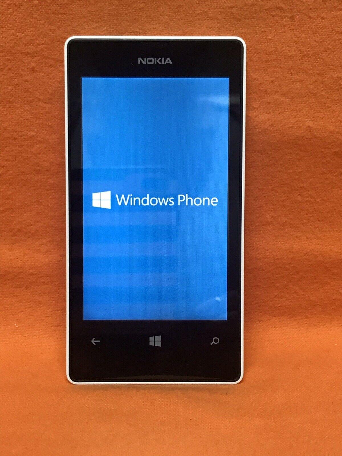Nokia Lumia 521 - 8 GB - White (T-Mobile) Smartphone