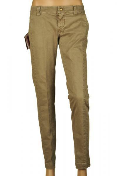 Dondup  -  Pants - Female - Beige - 2109514A185933