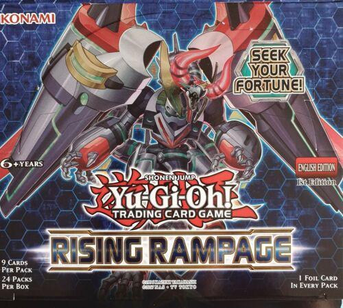 Linkmail Archfiend RIRA-EN047 Super Rare Yu-Gi-Oh Card 1st Edition New