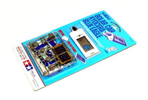 Tamiya-Dynamic-Model-Educational-Solar-Car-Kyocera-Blue-Eagle-76501