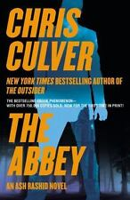 The Abbey: An Ash Rashid (Ash Rashid Series) Culver, Chris Paperback