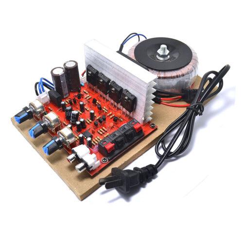 200W220V High Power Amplifier Board Hi-Fi Fever Amplifier Board