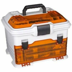 Flambeau Outdoors T4P Pro Multiloader, Portable Fishing & Tackle Storage Box