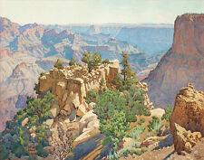 Widforss Gunnar Grand Canyon Canvas 16 x 20   #3189
