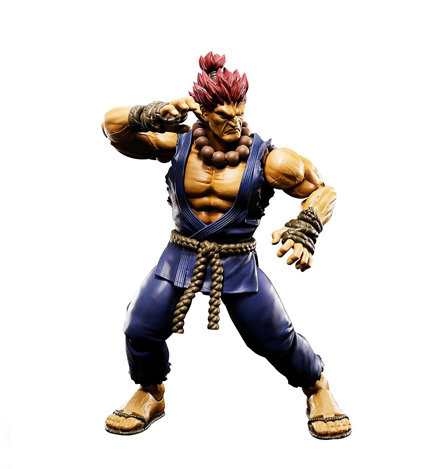 Officially Licensed Street Fighter V Akuma Gouki S.H.Figuarts Action Figure