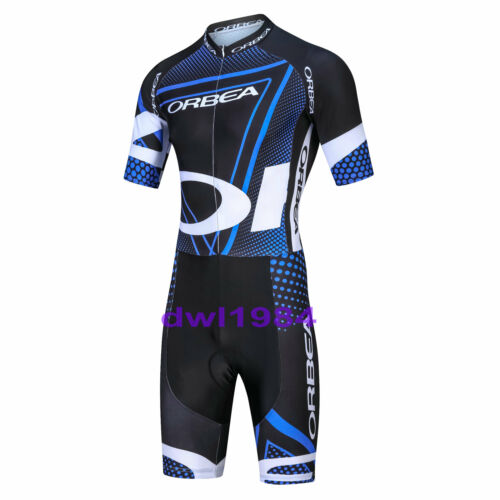 WL487 Racing Cycling Skinsuit Jumpsuit Conjoined Padded Size S//M//L//XL//XXL//XXXL