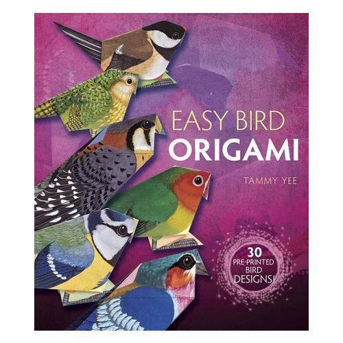 Easy Bird Origami by Tammy Yee (author)