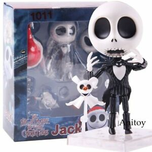 Nendoroid-1011-Jack-Skellington-The-Nightmare-Before-Christmas-Action-Figure-Toy