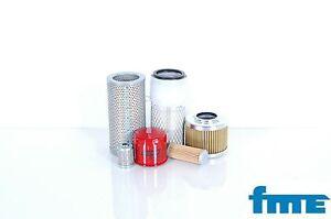 Filterset Yanmar Minibagger B 17 Motor Yanmar 3TNE68 Filter