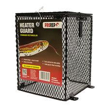 Pro Rep Heater Guard Standard Rectangular Reptile Bulb Guard Ceramic Easy Open