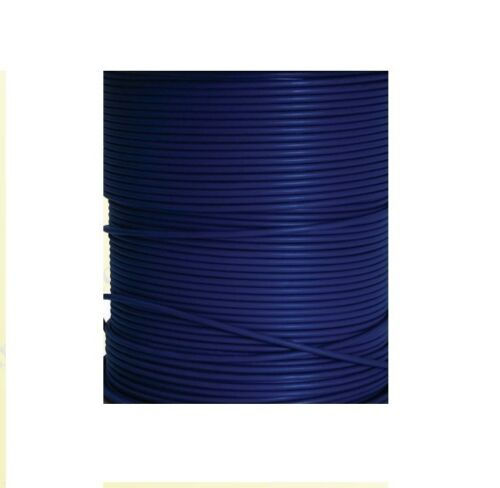 Equipment wire BLUE CABLE 0.75mm  BLUE 5M Tri Rated Control