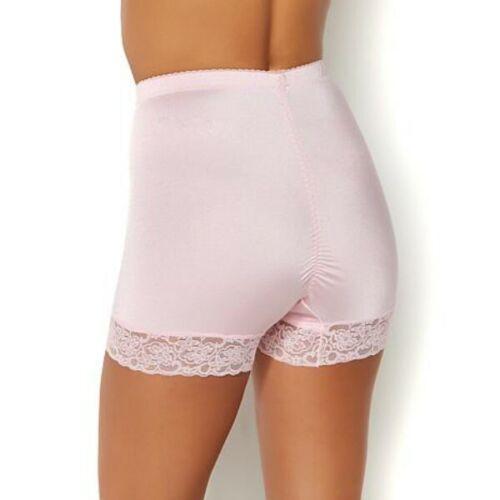 Rhonda Shear Black Mesh Dot Pin-Up Retro High Waist Panties New