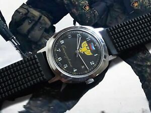 RARE-SPECIAL-FORCES-USSR-MILITARY-RUSSIAN-WRIST-WATCH-SLAVA-AUTOMATIC-FOR-MEN