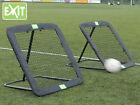 Exit Fußball Kickback Rebounder L 124x124cm