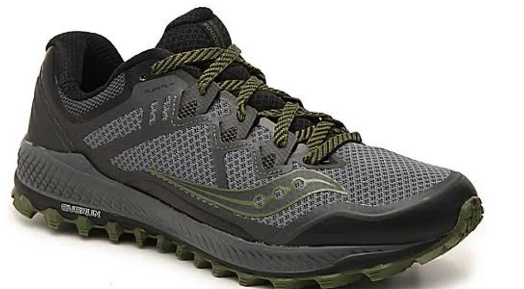 Saucony Peregrine 8 Size US 12.5 M (D) EU 47 Men's Trail Running shoes S20424-1