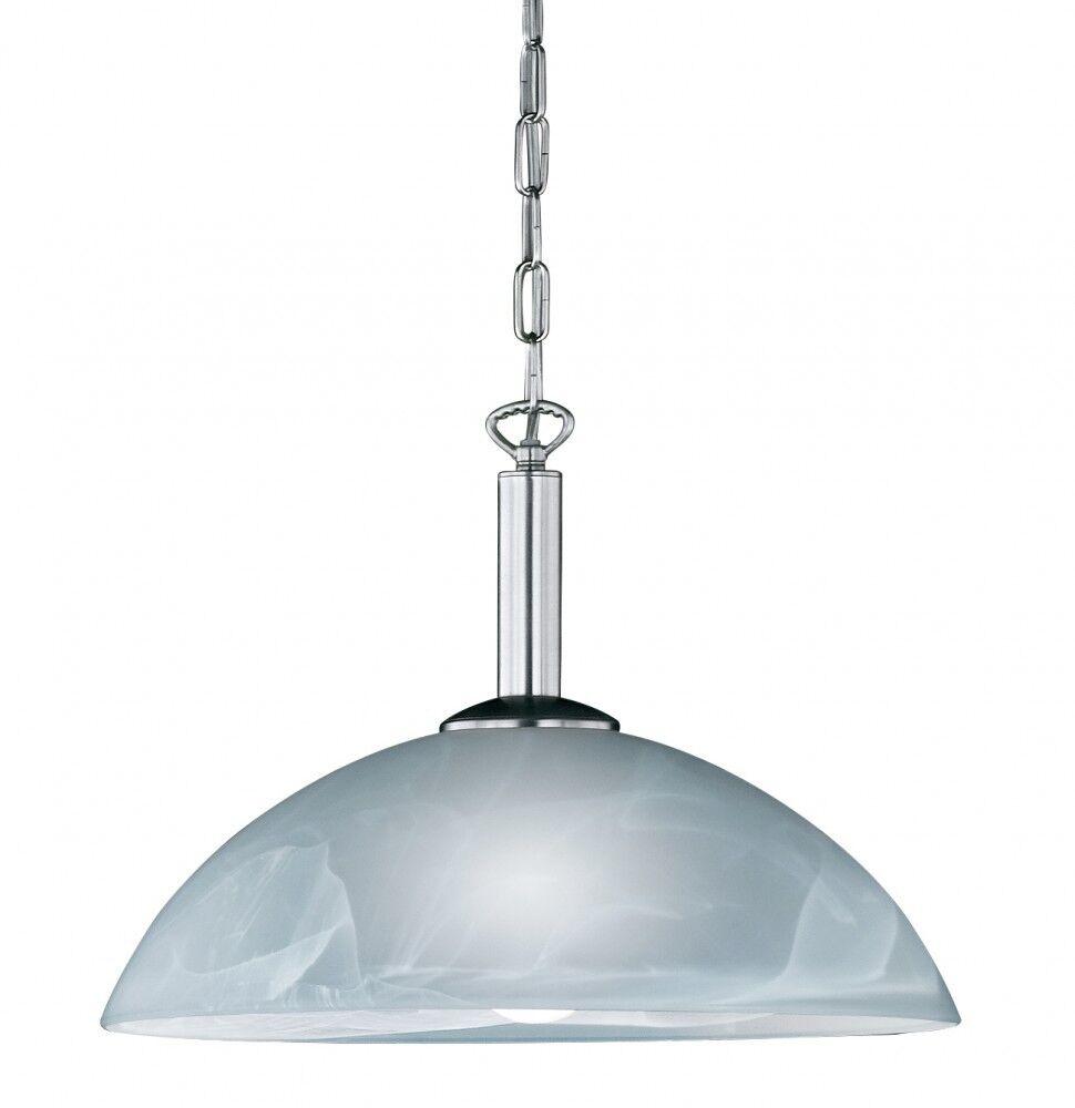 Rivettatrice cieca Honsel Leuchten TWIN 1-Luce pendente, MATT nichel, nuovo con scatola, BD, illuminazione, casa, (L)