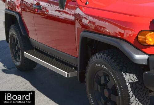 "5/"" iBoard Running Boards Nerf Bars Fit 07-14 Toyota FJ Cruiser"
