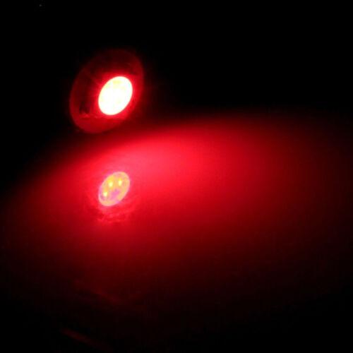 30Pcs Blue T5//T4.7 Neo Wedge LED Bulb Dash A//C Climate Control Heater Light