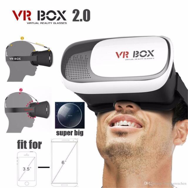 3D-окуляри віртуальної реальності VR BOX 2.0