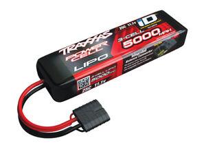 Traxxas 2872x Batterie Li-po 5000mah 3s 11.1v 25c / Paquet