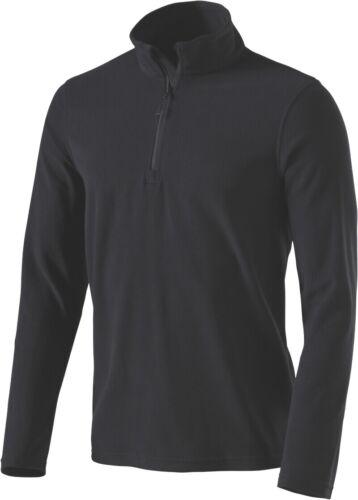 McKINLEY Herren 1//4 Zip Fleece Shirt Skipullover Skirolli Cortina II 4034401 Neu