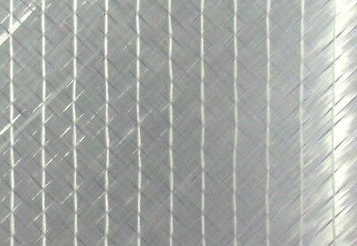 5m² Glasgelege 440g//m² Unidirektional Glasgewebe HP-U400E Bootsbau GfK Epoxi