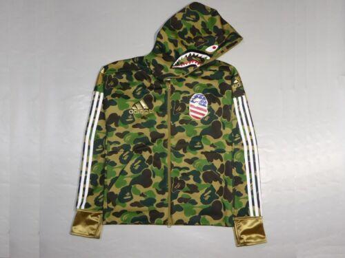 Football Verde Adidas 19874 Hoody X Xo Bape Shark dwtqYwr