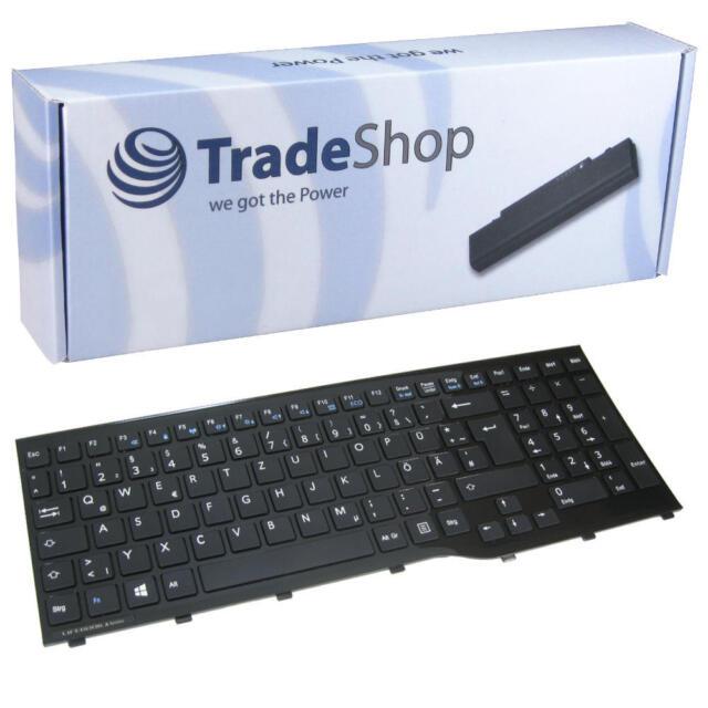Tastatur Keyboard QWERTZ DE Deutsch für Fujitsu-Siemens Lifebook AH552 A552