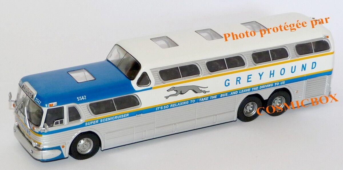 Bus Galgo Scenicruiser 1956 entrenador de hierro nuevo nuevo nuevo camión estadounidense de vehículos de pasajeros 7df9a7