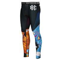 Leggings Extreme Hobby Bull & Beer For Running, Training, Mma, Fight, Gym