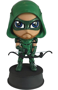 SDCC 2017 Dc Arrow Tv Green Arrow Animated Statue Icon Heroes