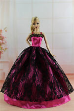 Fashion Princess Party Dress//Evening Clothes//Gown For 11.5in.Doll Y07