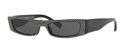 Alain Mikli Sunglasses A05040B 002//84 50-22-140 Rouge Noir Dark Crystals//Pink