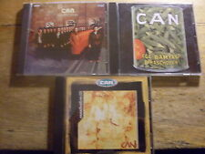 CAN [3 CD Alben] Ege Bamyasi + Cannibalism 3 / Solo Edition + Unlimited Edition